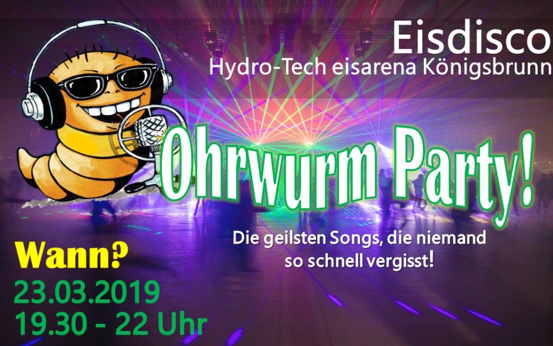 Eisdisco Special Ohrwurmparty