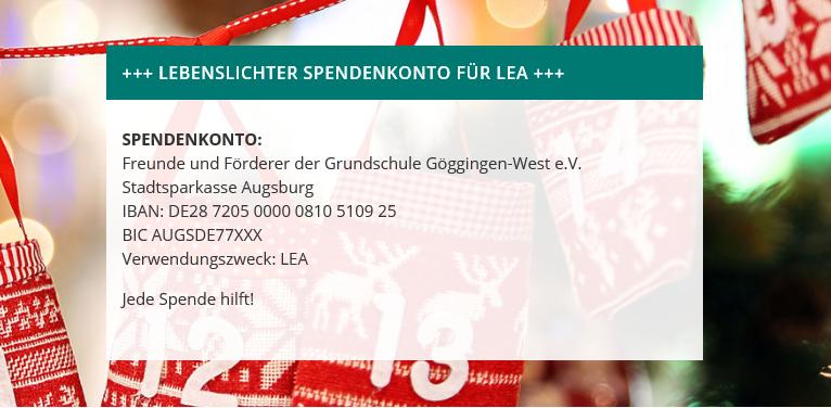 Der EV Königsbrunn Die Pinguine möchten zusammen mit Radio Schwabmünchen die kleine Lea unterstützen! ❤