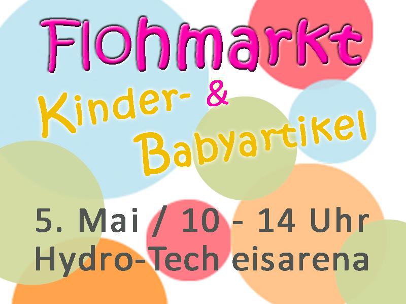 Großer Flohmarkt für Kinder- und Babyartikel 👶🍼