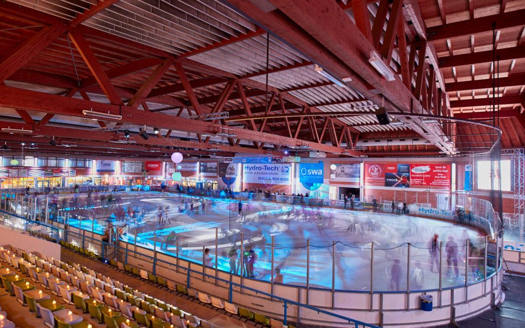 Eislaufen unter Corona-Bedingungen – Start in die neue Eissaison