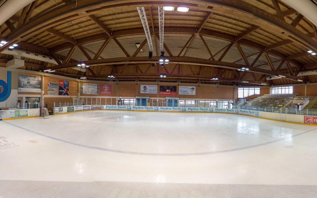 Die Königsbrunner Hydro-Tech eisarena ist bereit für den Saisonstart
